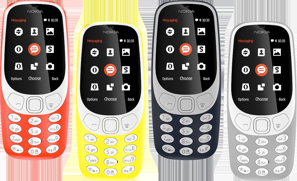 Nokia 3310 versión actualizada del clásico móvil Comprar Buy