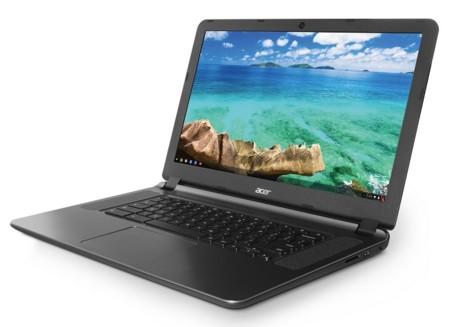Acer Chromebook 15 6a