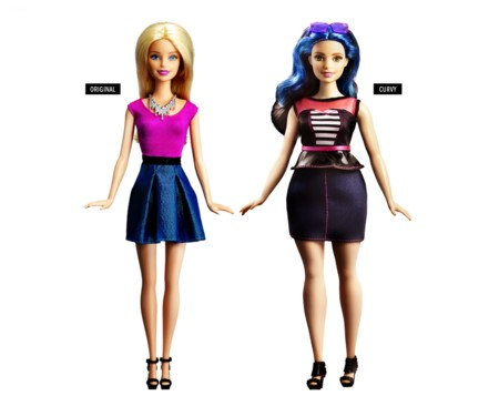 Barbie Curvy Normal