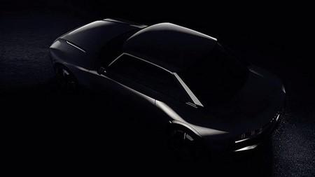 Peugeot prepara un concepto retro para festejar el cumpleaños 50 del 504 Coupé