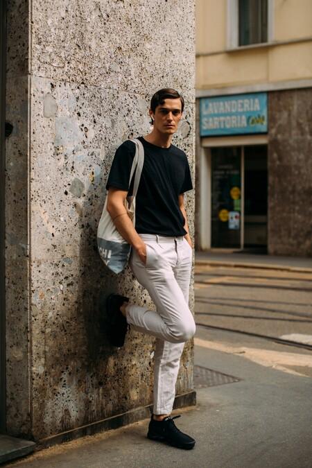 Un verano en blanco y negro: estos looks no necesitan más para ser de sobresaliente