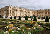 Pasar la noche en Versailles
