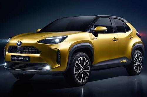 El Toyota Yaris Cross nace en formato B-SUV híbrido para abrirse paso entre T-Cross, Vitara y compañía