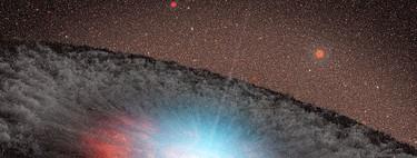 Ya hemos podido 'ver' por primera vez en un agujero negro