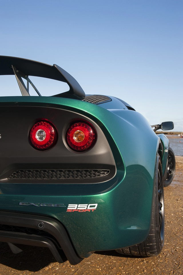 Foto de Lotus Exige Sport 350 (9/21)