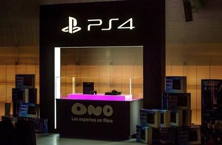 ONO ofrecerá 200 megas a los usuarios de PS4