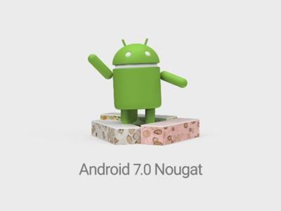 La versión final de Android 7.0 Nougat ya está disponible para dispositivos Nexus