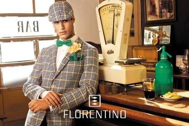 ¿Qué la sastrería a veces es monótona? Echadle un ojo a lo nuevo de Florentino para la Primavera 2014
