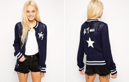 Wildfox Varsity Jacket