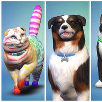 ¿Preferís perros o gatos? La nueva expansión Cats & Dogs de Los Sims 4 resolverá esta duda [GC 2017]