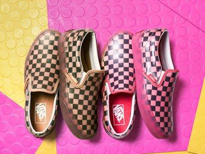 La herencia del estilo: zapatillas Translucent Rubber Classic Slip-On de Vans