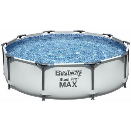 Piscina Desmontable Tubular Bestway Steel Pro Max 305x76 Cm
