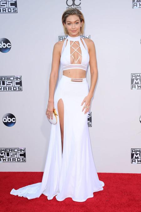 Gigi Hadid American Music Awards 2015 Noviembre 2