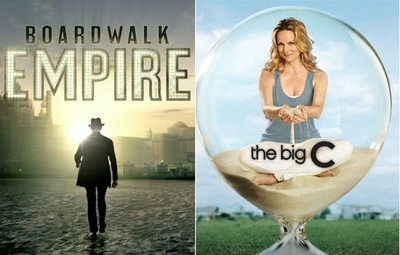 'Boardwalk Empire' y 'The Big C' también convencen al American Film Institute