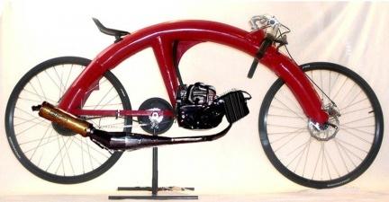 Pi X Bonneville racer edition, ciclomotor bate records