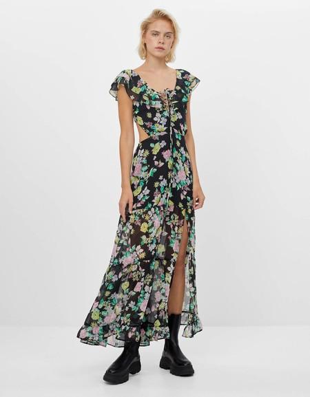 Vestido Floral Ss 2020 13