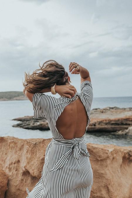 Vestido Espalda Descubierto 01