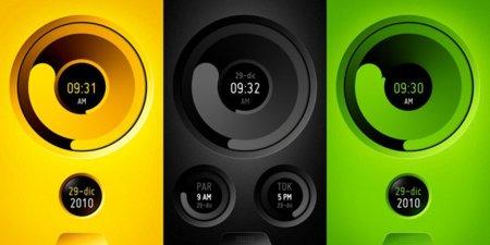 ZeroWatch, un reloj diferente para tu iPhone