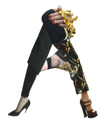 Letra A fashion