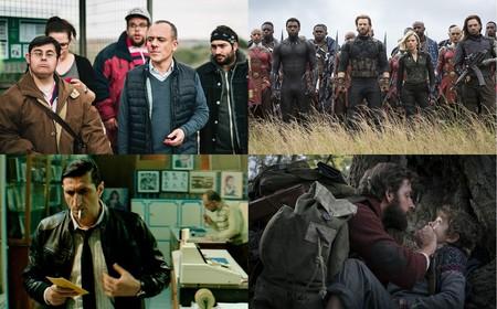 peliculas fiesta del cine 2018
