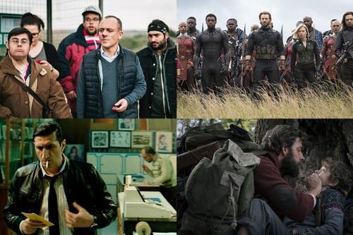 Las nueve mejores películas para aprovechar la primera Fiesta del Cine 2018