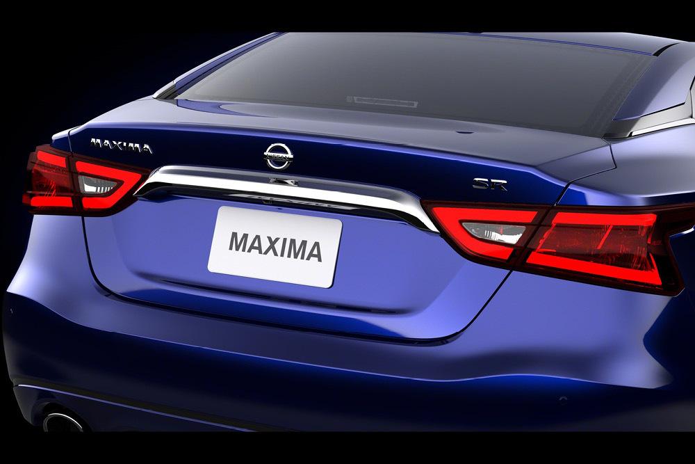 Nissan Maxima 2016 1961
