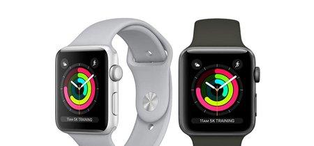 Con el Apple Watch Series 3 de 42mm, te puedes ahorrar unos eurillos esta semana en Mediamarkt