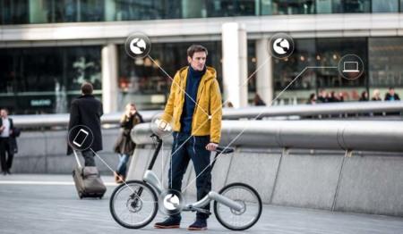 JIVR Bike, la bicicleta inteligente que será eléctrica y plegable