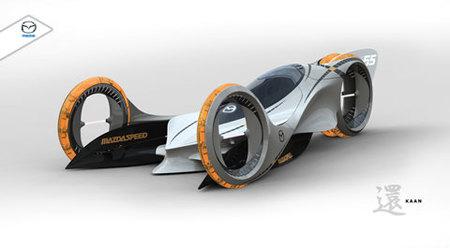 Mazda Kaan, el ganador del LA Design Challenge 2008
