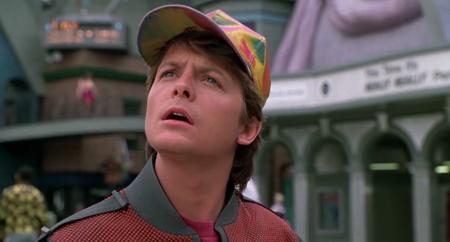 Bienvenido a 2015, Marty McFly: ¡hoy es el día de 'Regreso al Futuro'!