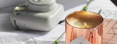 15 velas y ambientadores con olor a primavera para hacer más acogedora tu casa