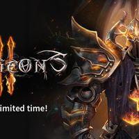 Dungeons II GRATIS y por tiempo limitado para PC, Mac y Linux para celebrar las rebajas de Humble Bundle
