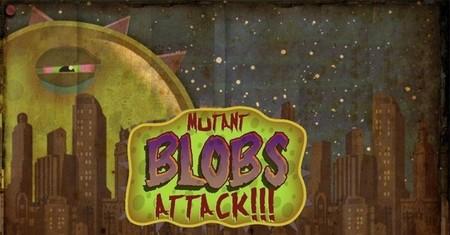 Echando unas partidas a 'Tales from Space: Mutant Blobs Attack'