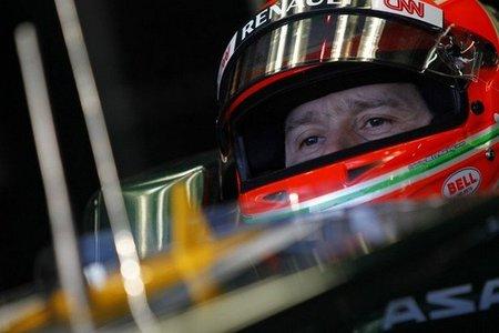 Jarno Trulli confía en continuar como piloto de Caterham