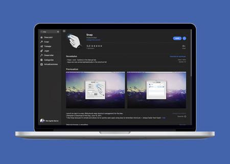 Snap es una herramienta para crear accesos rápidos personalizados en macOS