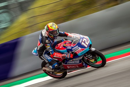 Marco Bezzecchi Moto3 Motogp Austria 2018 1