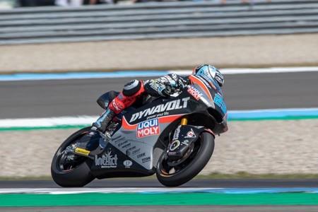 Marcel Schrotter Gp Holanda Moto2 2018