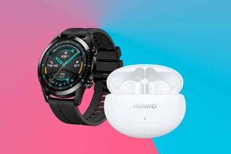 Huawei tira la casa por la ventana y regala auriculares sin cables al comprar su smartwatch Watch GT2 Sport