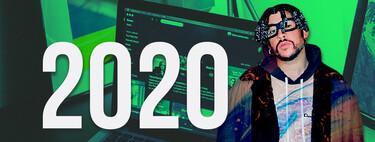 """Bad Bunny es el artista más escuchado en Spotify este 2020: la primera vez que lo consigue """"un artista de habla hispana"""""""
