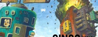 Cinco juegos que han seguido la estela de 'Qix' a su manera