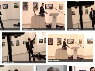 Burhan Ozbilici, el fotógrafo que hizo la foto que ayer dio la vuelta al mundo
