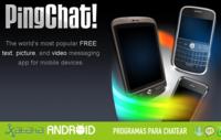 Especial programas para chatear: PingChat