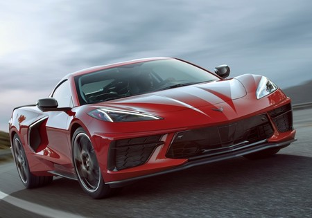 Chevrolet Corvette C8 Stingray 2020 1280 01