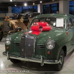 Foto 3 de 14 de la galería mercedes-benz-classic-center-en-irvine-california en Motorpasión