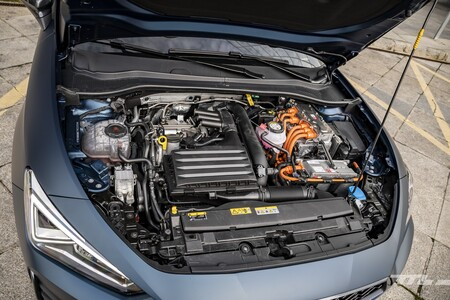 Cupra Leon E Hybrid 2021 Prueba 042
