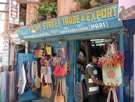 Freak Street: la calle de los hippies en Kathmandú
