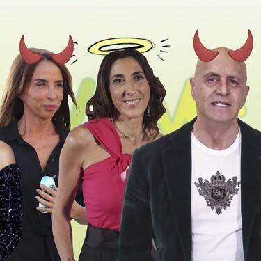 Los redactores de 'Sálvame', hartos de la actitud elitista de los colaboradores: Este es el ranking definitivo de malos compañeros (Patiño y Matamoros en cabeza)