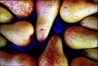 La pera: nutritiva y diurética.