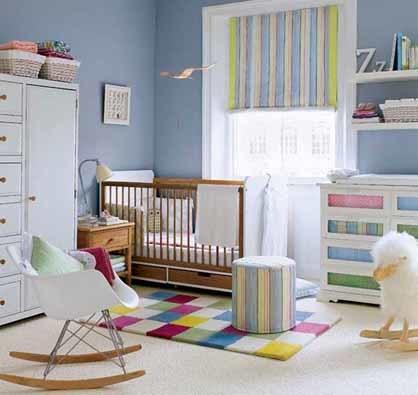 Algunos consejos sobre las compras para la habitación del bebé