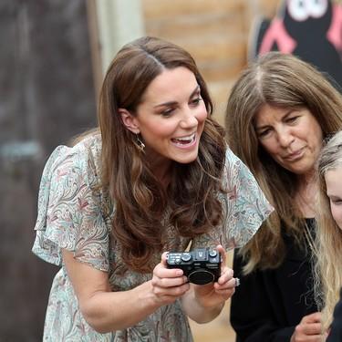 Kate Middleton ha vuelto a demostrar sus dotes para la fotografía con dos nuevos retratos (y sabemos qué cámara usa)